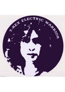 Electric Warrior    quality Vinyl Sticker